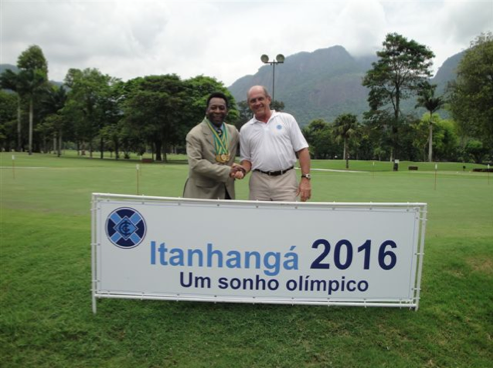 Itanhangá Golf Club Making A Bid At 2016